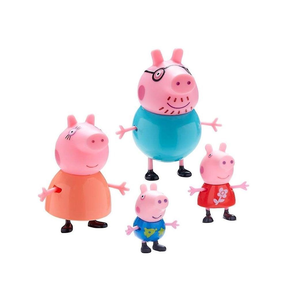 Peppa Pig familj figur Pack