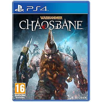 Warhammer Chaosbane PS4 لعبة