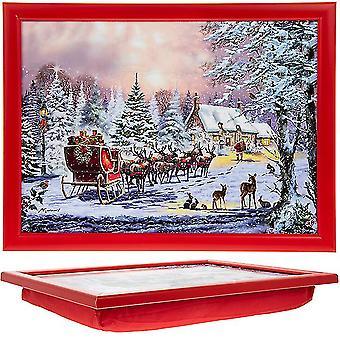 Natal do travesseiro de colo