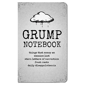 Archie McPhee Big Grump Notebook