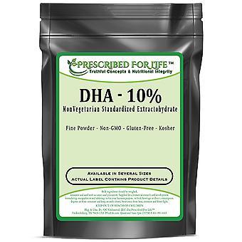 DHA-vegetarische SE-10% DHA poeder