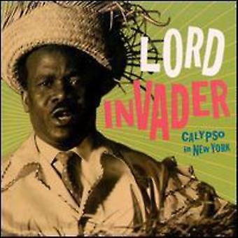 Lord Invader - Calypso in New York [CD] USA import