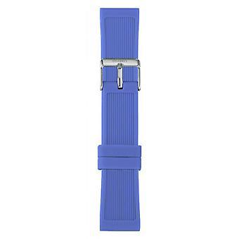 Watch I Am The Watch IAM-306 - Blue Steel Loop Pool Bracelet / Large 20 mm