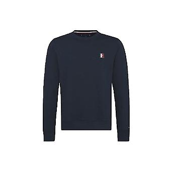 Tommy Hilfiger Men's Icon Logo Sweatshirt