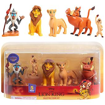 The Lion King Collectible Figure Set Lion King 5pcs characters