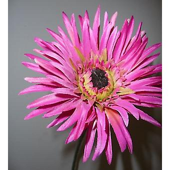 Artificial Silk Spider Gerbera