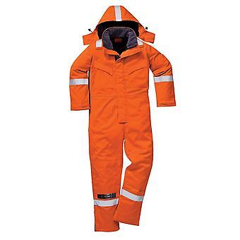 بورتويست araflame ملابس العمل المعزولة coverall af84