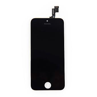 Stuff Certified® iPhone 5S Screen (Touchscreen + LCD + Parts) A + Quality - Black