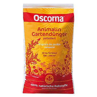 OSCORNA® Animalin tuin meststof pelletized, 20 kg