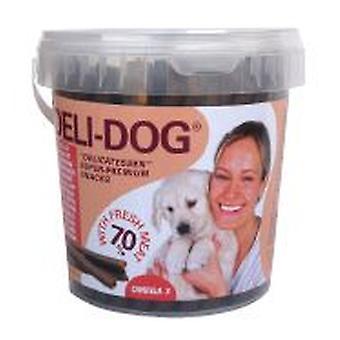 Deli-Dog Deli Dog Snacks in chicken flavor (Dogs , Treats , Sticks)