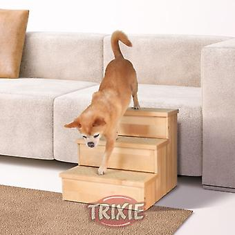 Trixie PetStair Stairs for cats (Dogs , Transport & Travel , Travel & Car Accessories)