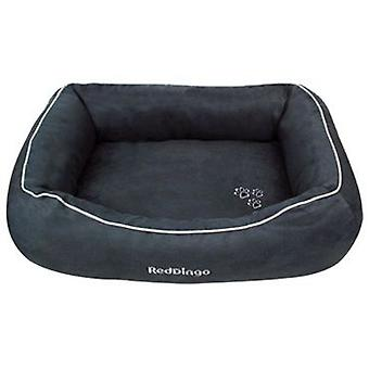 Red Dingo Cradle Ouatinada L: 75X100X21Cm (Dogs , Bedding , Beds)