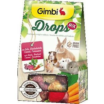 Gimborn Drops Gimbi Mix, 50 g. (Small pets , Treats)