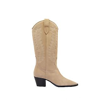 Paris Texas Px143suedecp Women's Pink Suede Ankle Boots