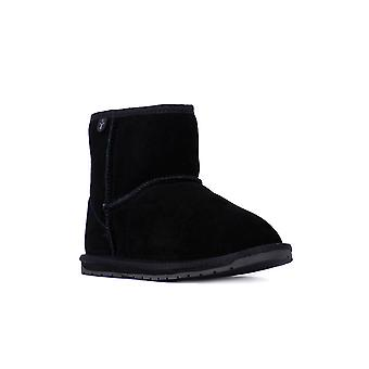 EMU wallaby mini black boots/booties