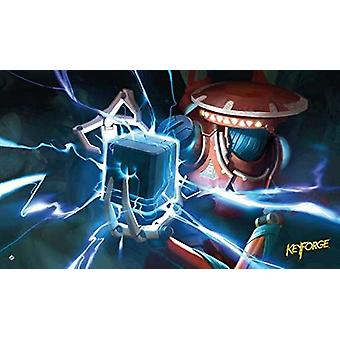 Fantasy Flight Games KeyForge Positron Bolt Playmat