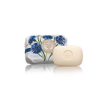 Saponificio Artigianale Fiorentino Handmade Soap - Cornflower - Lovingly Wrapped in Wraps 200g