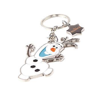 Disney Frozen 2 Olaf Metal Keyring