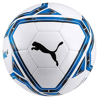 Puma Final 6 MS Training Football Soccer Ball White/Blue