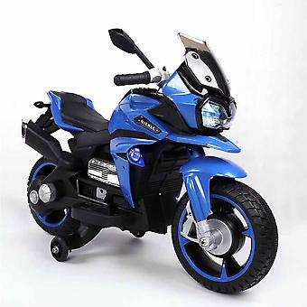 Children's electric motorcycle Bo Rio R800, music function, headlight support wheels
