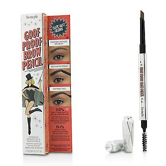 Goof Proof Brow Pencil - # 2 (Light) 0.34g/0.01oz