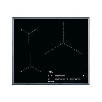 Flexindukciós lemezek Aeg IKB63435FB 60 cm Fekete
