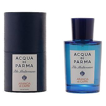 Miesten's Hajusteiden Blu Mediterraneo Arancia Di Capri Acqua Di Parma EDT/150 ml