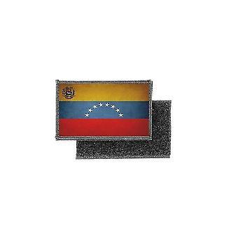 Patch ecusson prints vintage flag venezuela badge