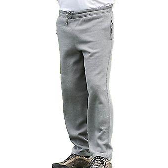 Champion Mens Classic Thick Brushed Polycotton Jogging Pants Trouser