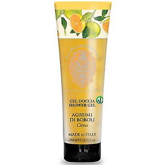 La Florentina Boboli Citrus Shower Gel Tube 250ml