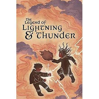 The Legend of Lightning & Thunder by Paula Ikuutaq Rumbolt - Jo Rioux