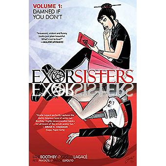 Exorsisters Volume 1 by Ian Boothby - 9781534312043 Book