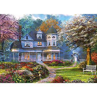 Schmidt Dominic Davison Victorian Mansion palapeli (1000 kpl)