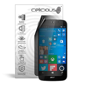 Celicious Privacy Lite 2-Way Anti-Glare Anti-Spy Filter Screen Protector Film Compatible with Acer Liquid Jade Primo