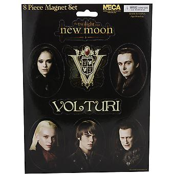 The Twilight Saga New Moon Magnet Sheet Volturi (8pc)