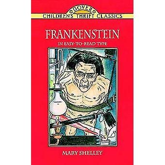 Frankenstein by Mary Wollstonecraft Shelley - 9780486299303 Book