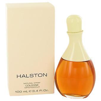 Halston Cologne Spray By Halston 3.4 oz Cologne Spray