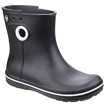 Crocs women's crocband jaunt shorty boot various colours 21083