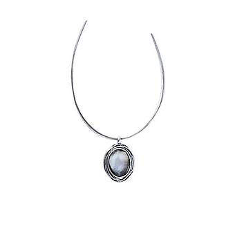 Women's Necklace with Seashell Antonio Miró (4 - 25 cm) 147316/Silver