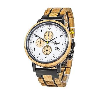 Men's Watch Waid Time Chronograph Gin LoverGold - GG01W