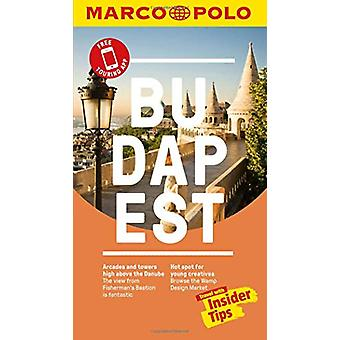 Budapest Marco Polo Pocket Travel Guide - with pull out map by Marco
