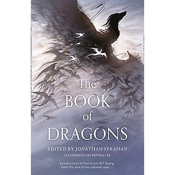 Jonathan Strahanin lohikäärmeiden kirja