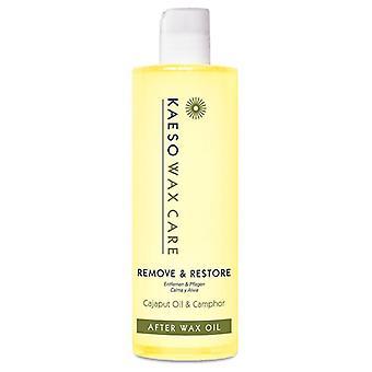 Kaeso remove & restore after wax oil 250ml