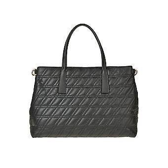 Zanellato Ezgl251030 Damen's Schwarz Leder Tasche