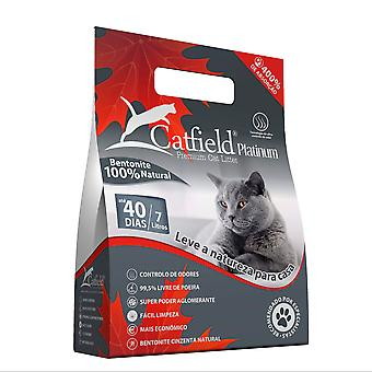 Catfield Bentonite Litter Platinum (Cats , Grooming & Wellbeing , Cat Litter)