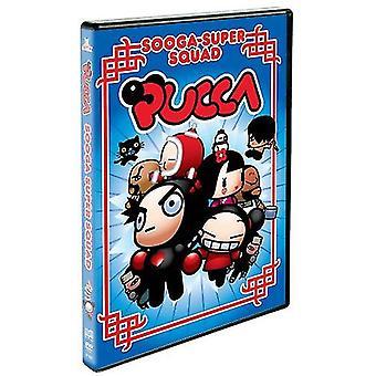 Pucca: Sooga Super Squad [DVD] USA importerer