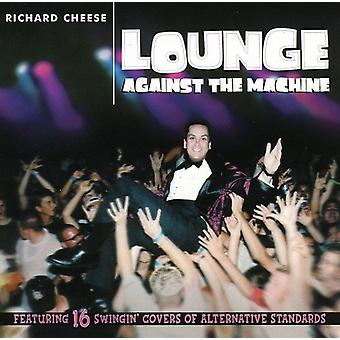 Richard Cheese - Lounge Against the Machine [CD] USA import