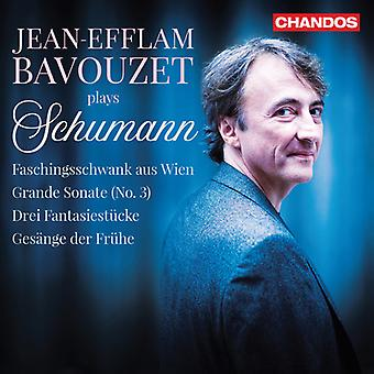 Jean-Efflam Bavouzet Plays Schumann [CD] USA import