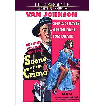 Scene of the Crime (1949) [DVD] USA import