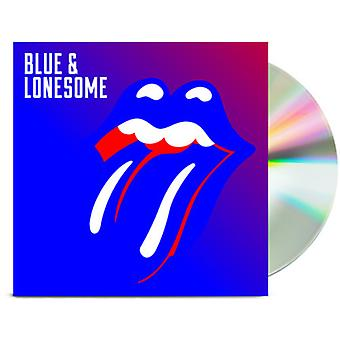 Rolling Stones - Blue & Lonesome [CD] USA import